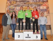 PODIUM JUNIORS FEMENINA